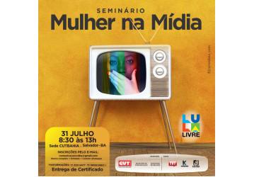 Mulher na Mídia -Seminário discute papel social dos veículos de comunicação