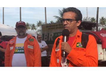 Pela vida, sindicatos realizam atos em todo Brasil