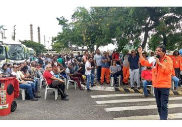 A Petrobras e a Bahia