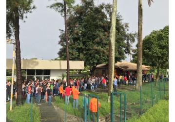 RLAM – categoria participa de paralisação em prévia da greve dos petroleiros