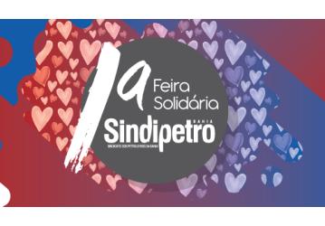 Feira da Solidariedade do Sindipetro Bahia acontece entre 28 e 31 de agosto em Madre de Deus