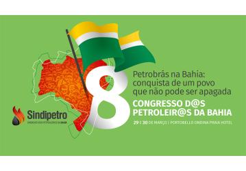 Conheça a programação do 8º Congresso da categoria petroleira