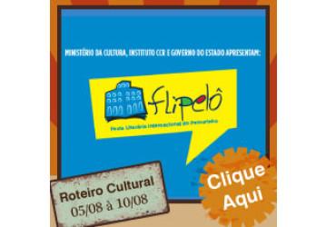 Roteiro Cultural 05 a 10 de agosto