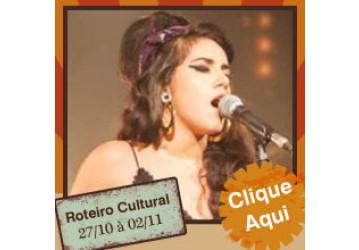Roteiro Cultural 27-10 a 02-11