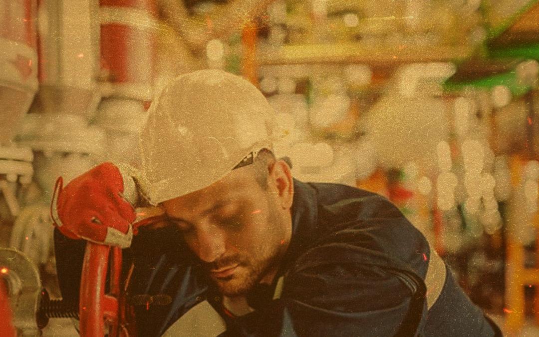 Perigo – Baixo efetivo operacional na RLAM está levando trabalhadores ao esgotamento físico e mental