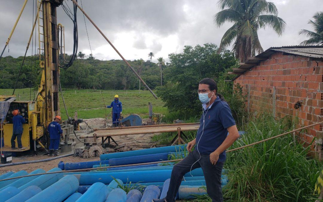 Atrasos recorrentes no pagamento dos salários dos trabalhadores leva Sindipetro Bahia a paralisar sonda da Cerb, operada pela Elfe