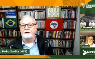 Abertura do X Congresso dos Petroleiros da Bahia – Preocupação com o meio ambiente e crise foram pontos convergentes em debates sobre conjuntura econômica e  geopolítica do petróleo