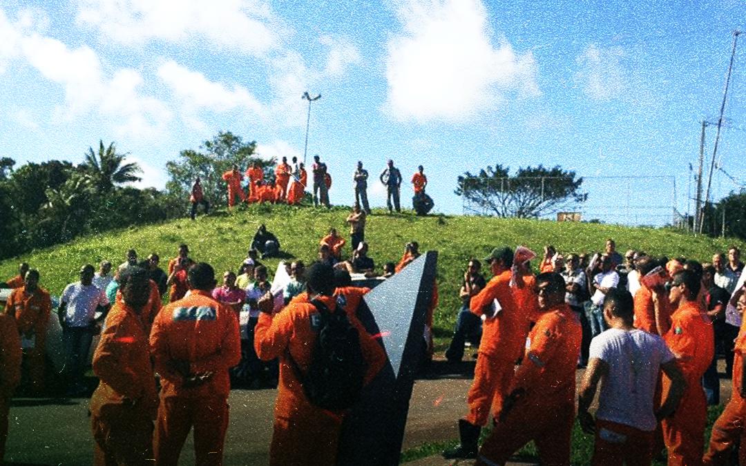 Após oito dias de greve, trabalhadores da Telsan conquistam avanços e encerram movimento
