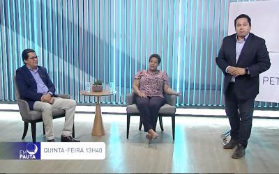 Sindipetro Bahia estreia programa na TV Bandeirantes